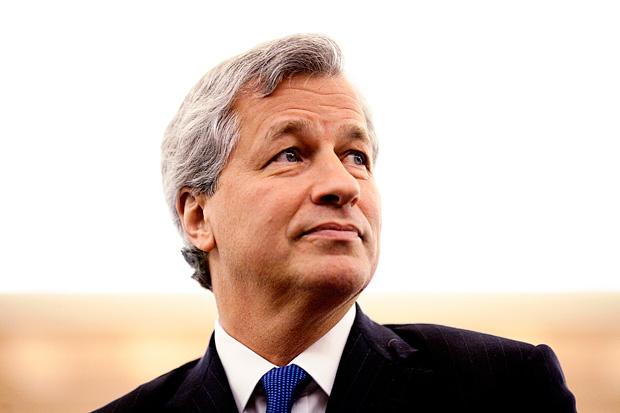 16 James Dimon JP Morgan Chase 2