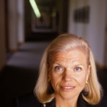 Portrait of Virginia Rometty