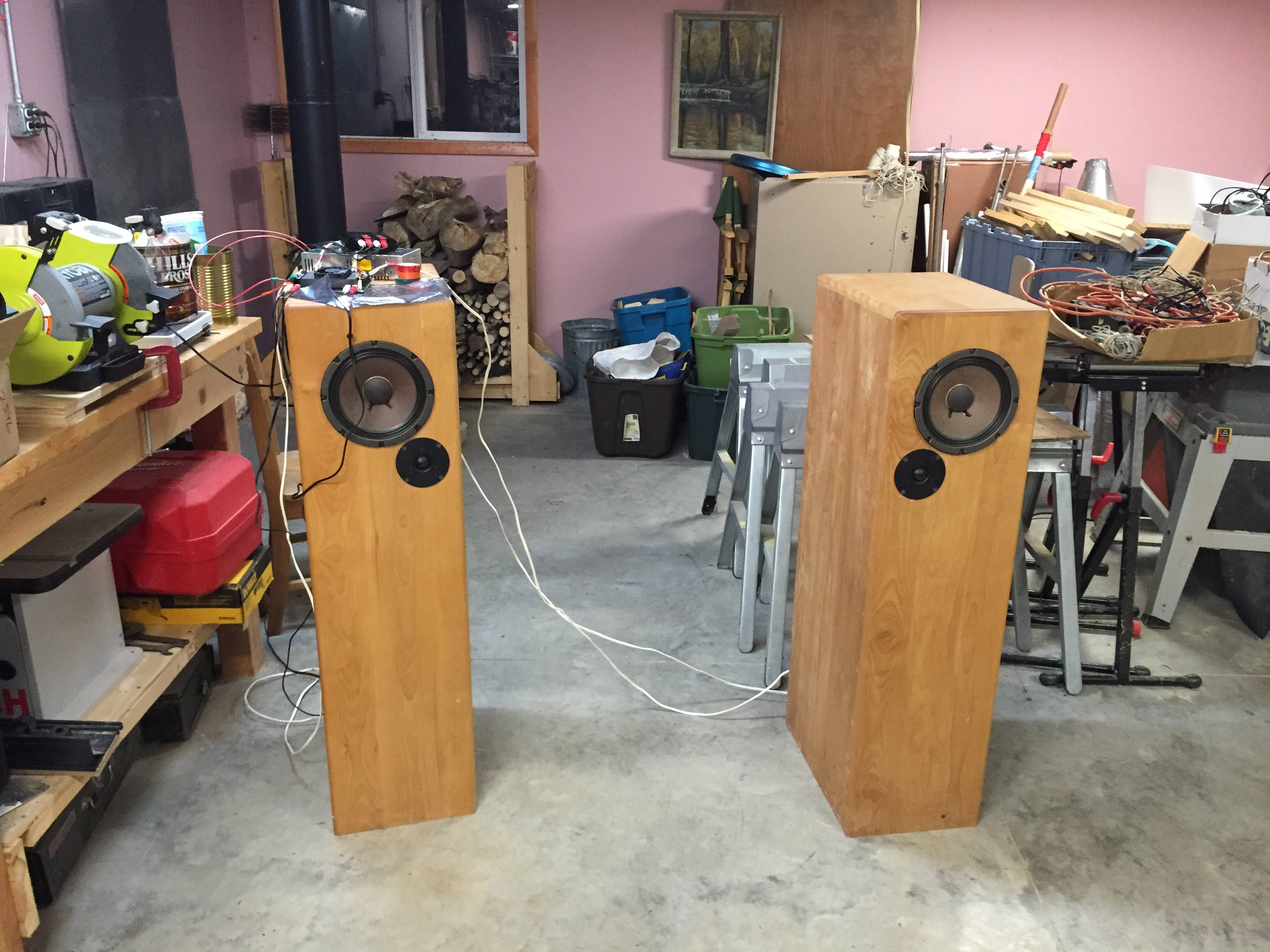 Speaker Projects – Part 1